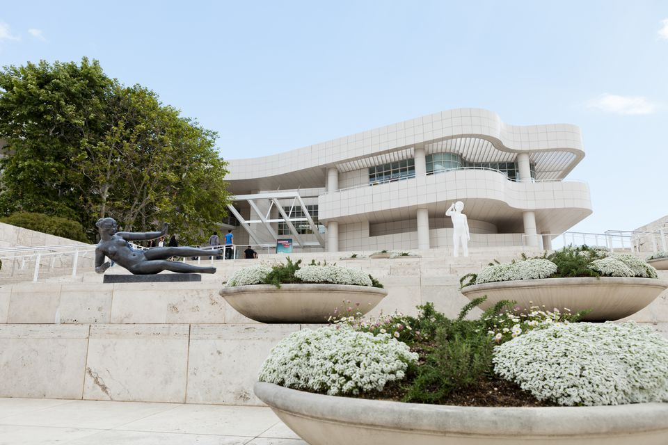 The Getty Center. Museum and Research Center