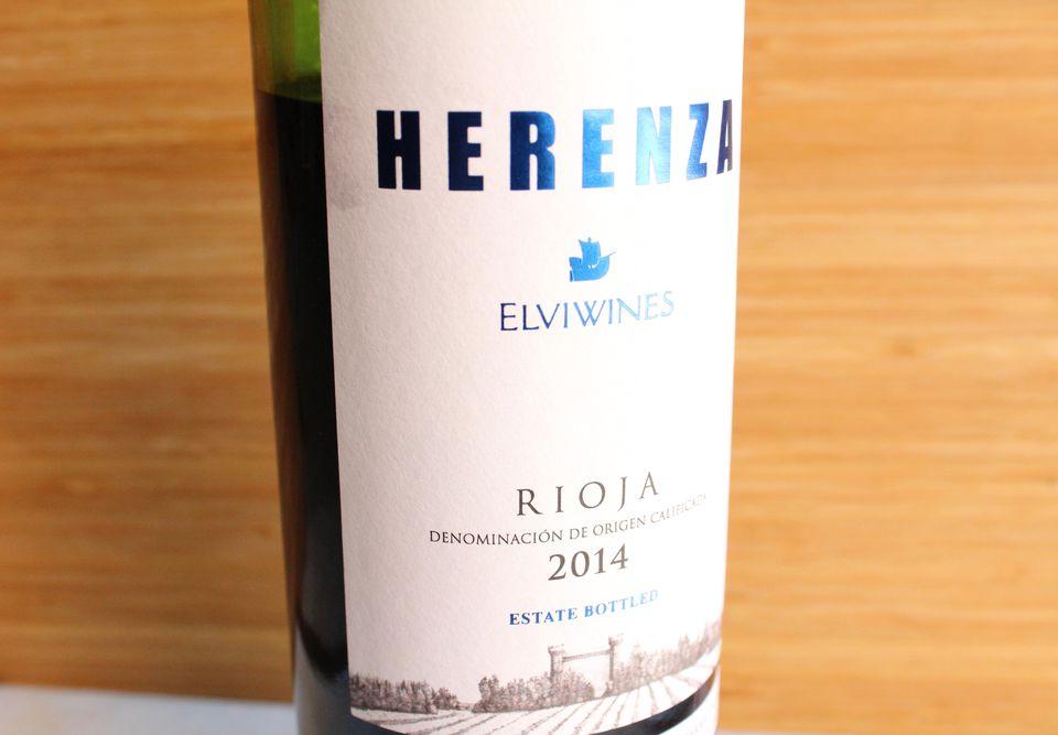 Elvi Herenza Rioja 2014