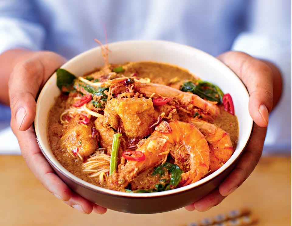 prawn-laska-curry