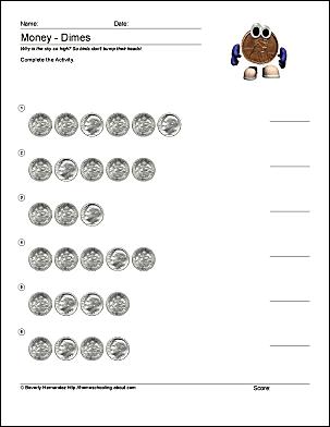 manage money worksheet