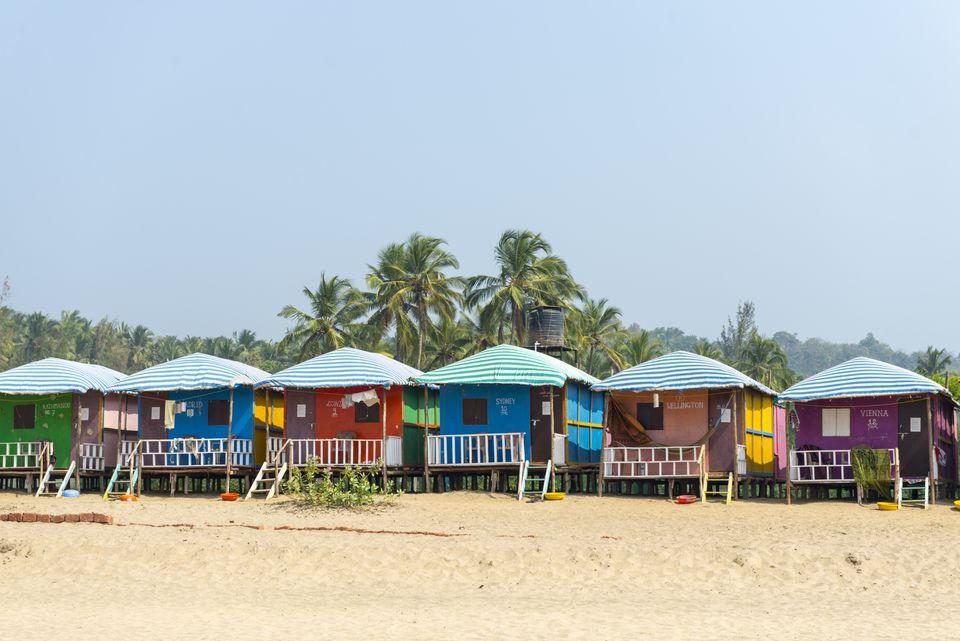 Hotels Agonda Beach Goa