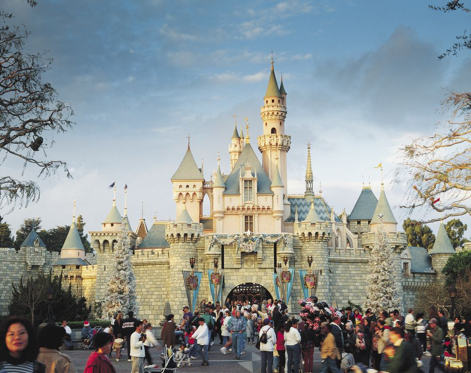 Disneyland,California,USA