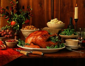 Thanksgiving Dinner Restaurants In Salt Lake