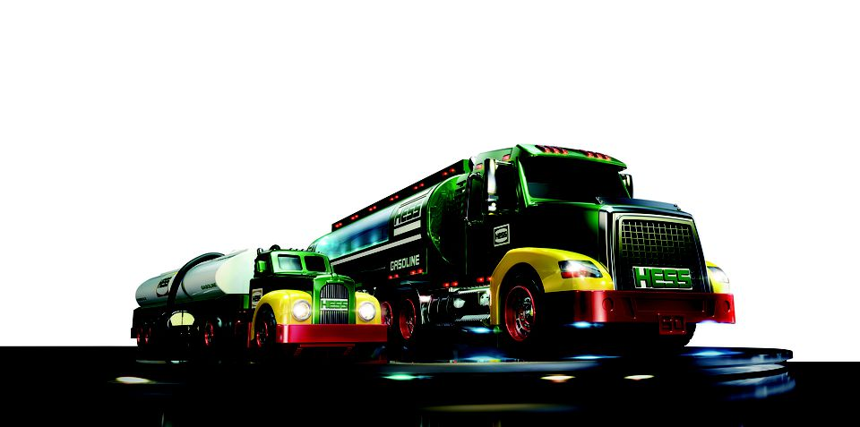 Collectors Edition Hess Toy Truck 2014