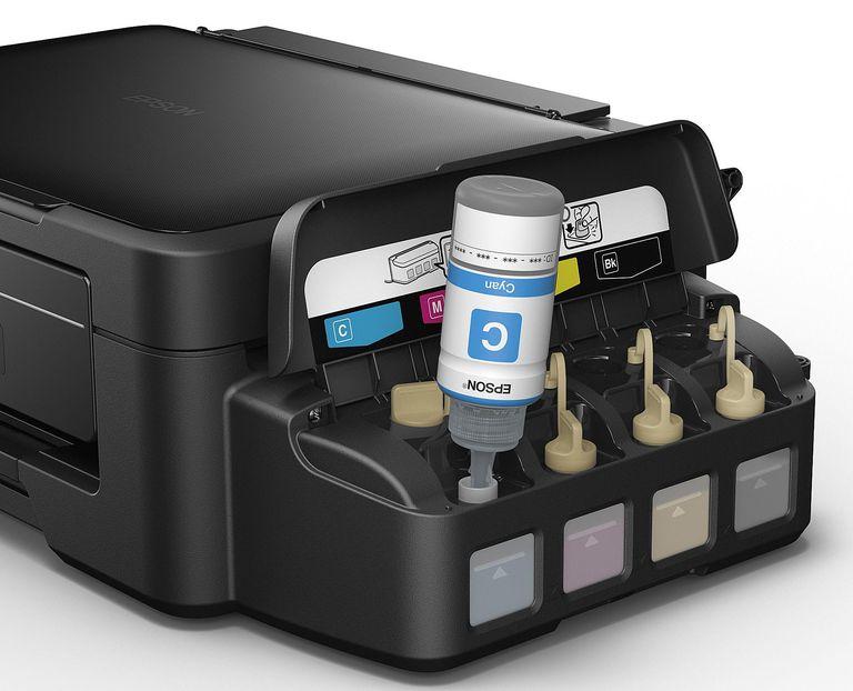 Epson's Expression ET-2550 EcoTank All-in-One Printer