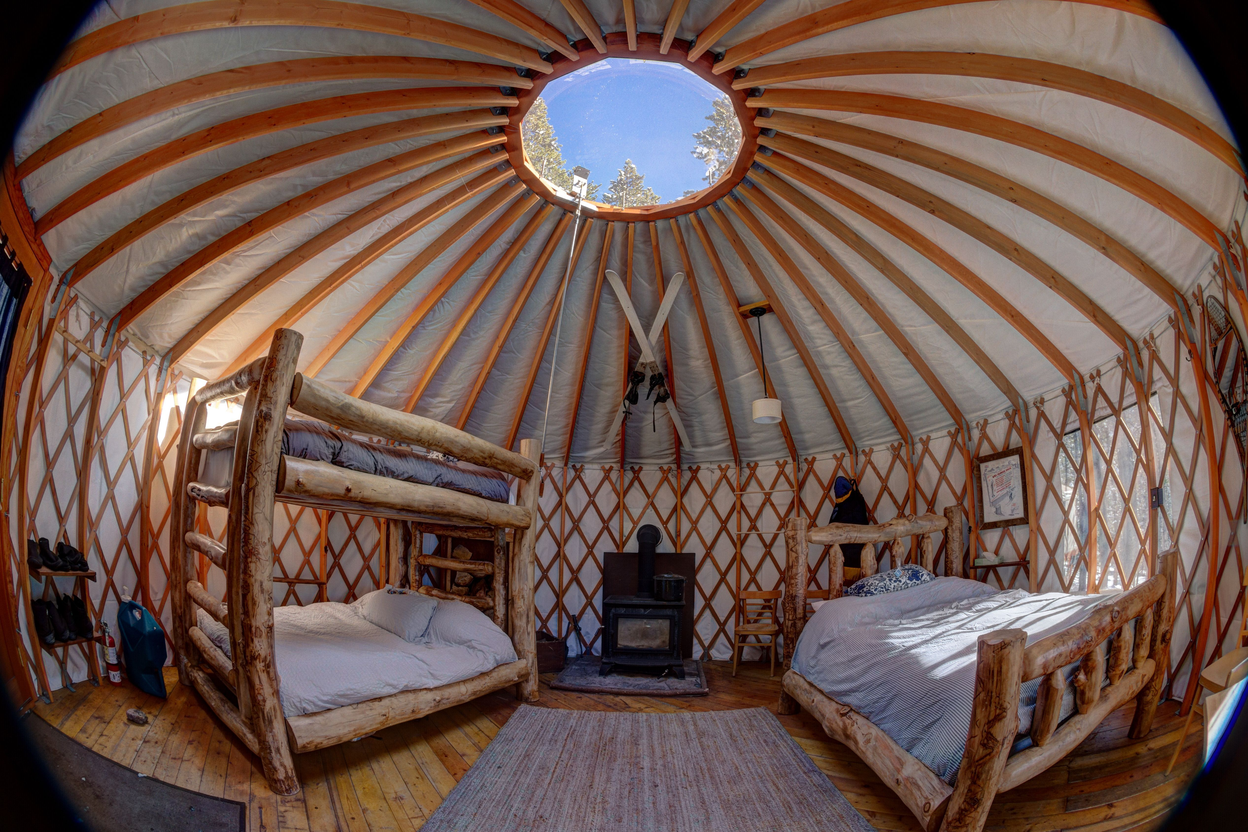 Weird And Cool Places To Sleep In Colorado