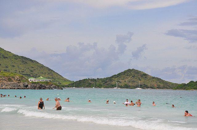 Orient Beach, St. Martin photo