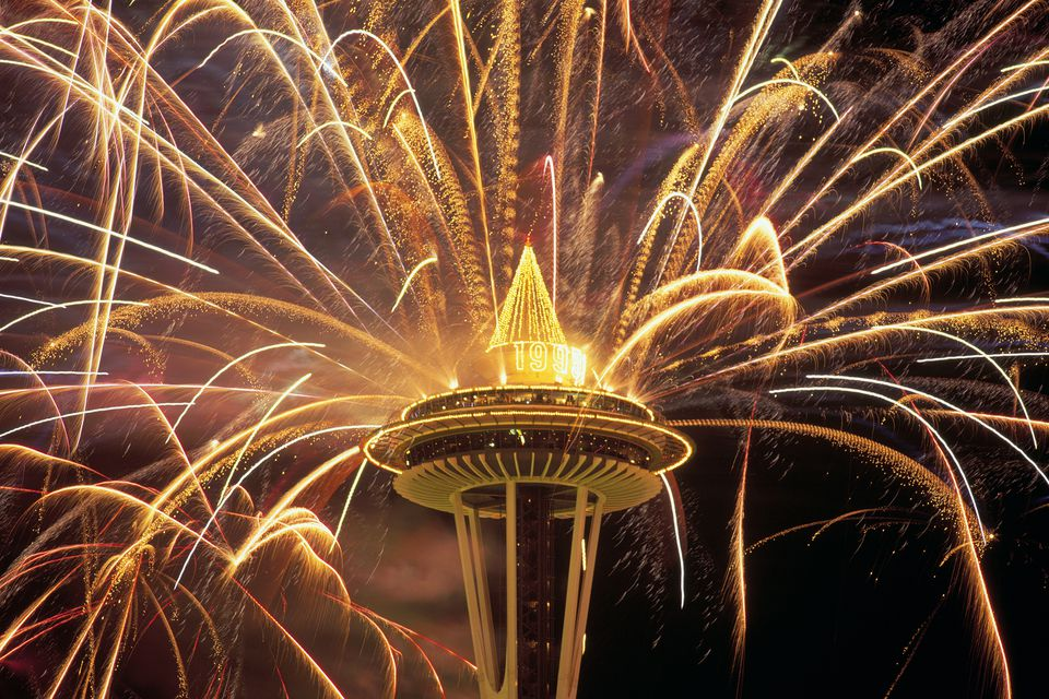 Seattle New Years Eve