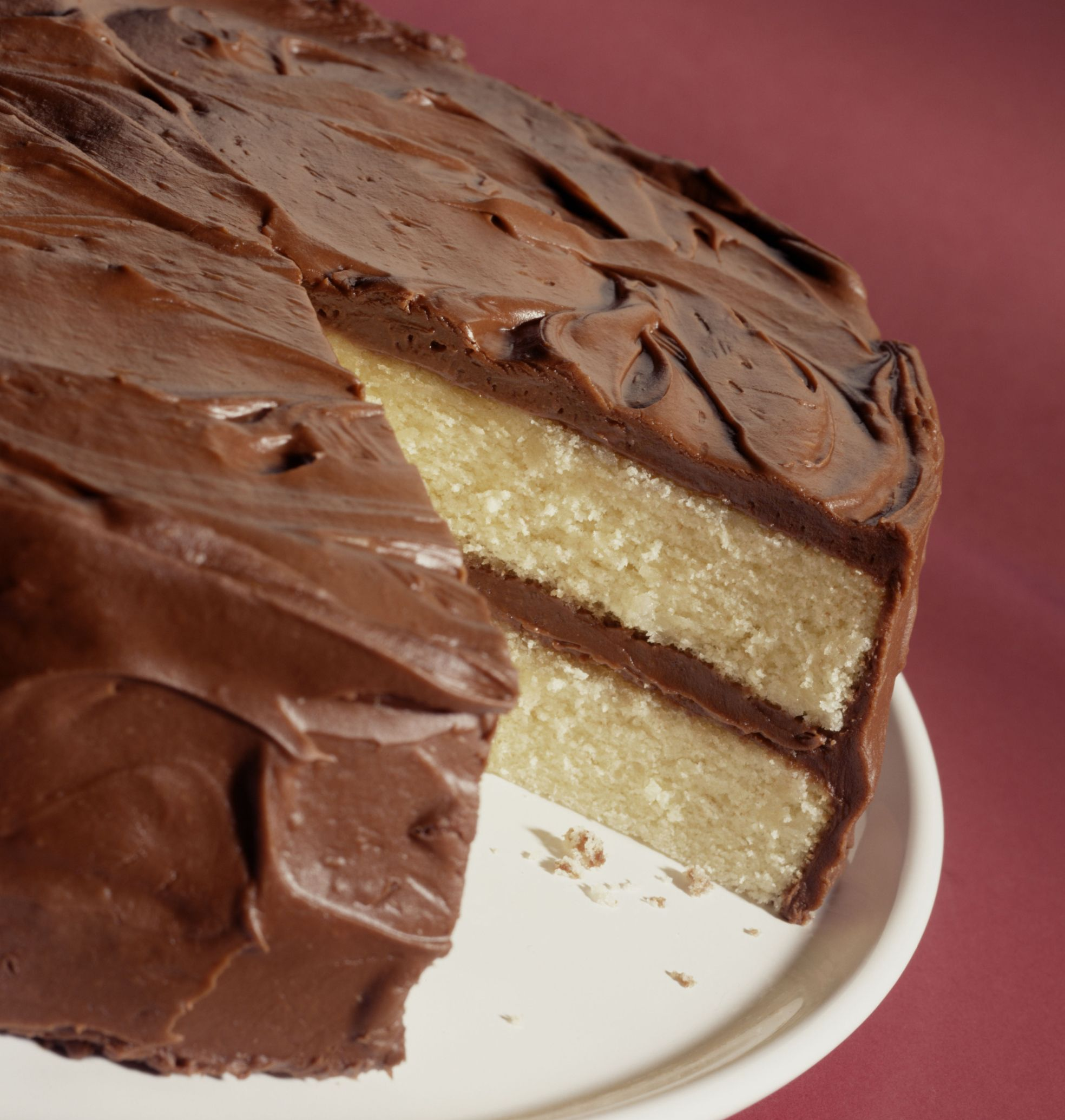 Easy Vegan Yellow Cake Recipe