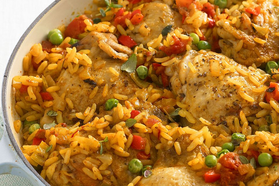 Arroz con pollo recipe mexican chicken and rice forumfinder Image collections