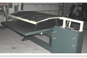machine guarding for bandsAW