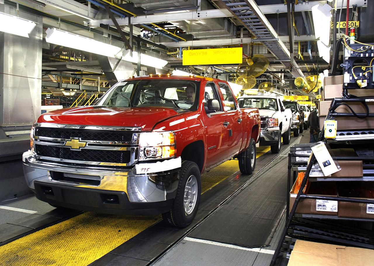 Auto Industry Bailout Gm Chrysler Ford
