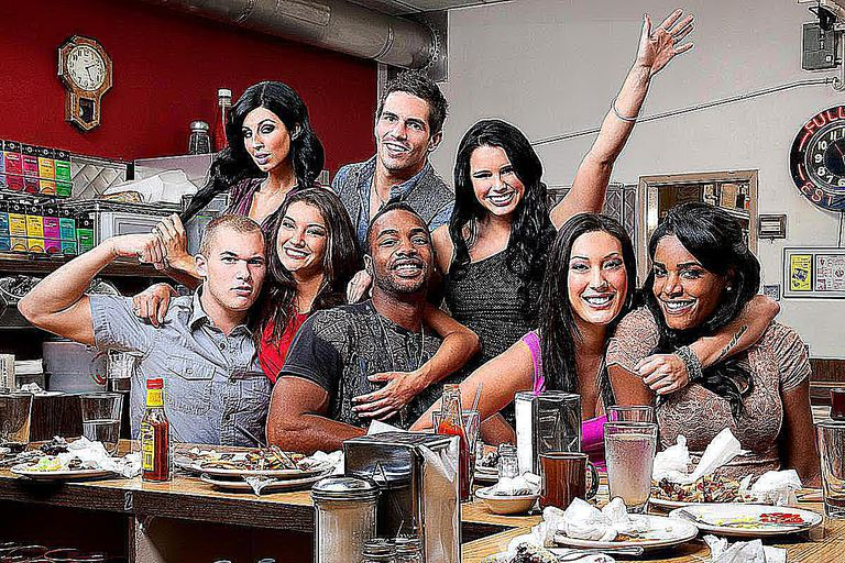 Real World Portland--The Cast Of Real World 28-8953