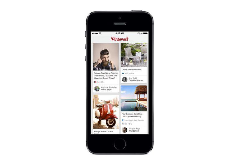 An overview of pinterest apps for mobile phones - Pinterest mobel ...