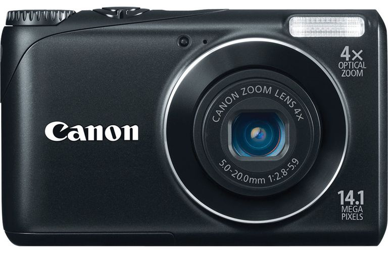 Canon PowerShot A2200 review
