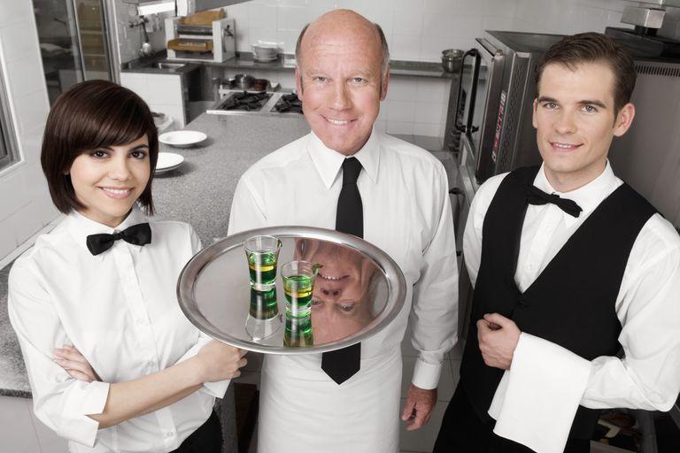 waiter    waitress skills list and examples