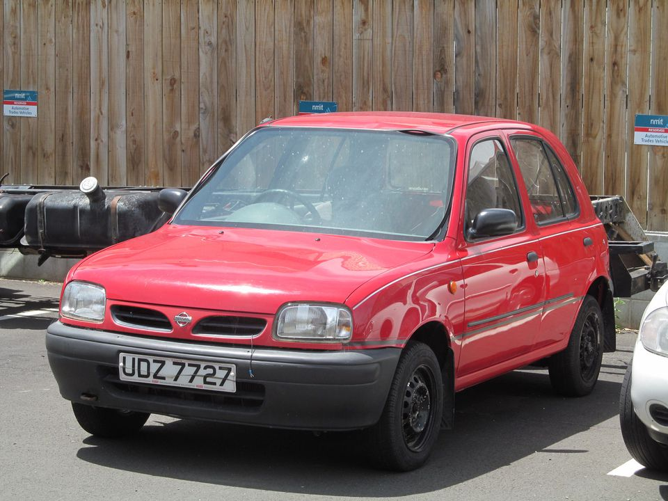 1996 Nissan Micra Shape from Northern Ireland!