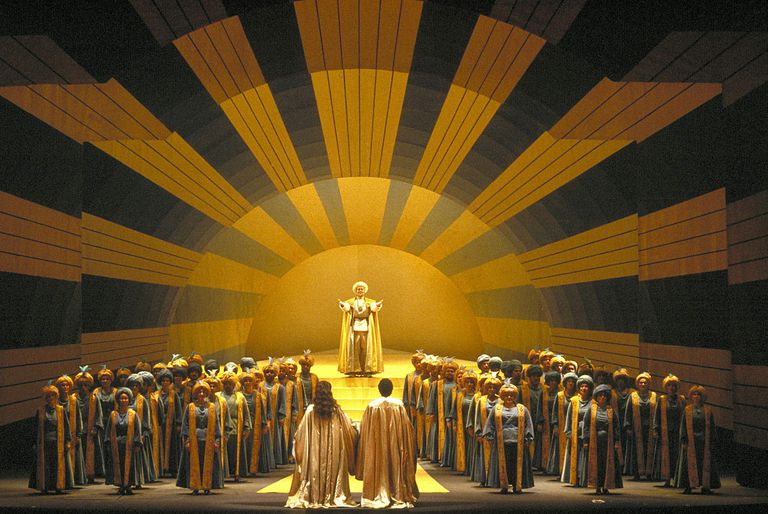 Mozart composed the famous opera, Die Zauberflöte (The Magic Flute) in 1791. It is known as a