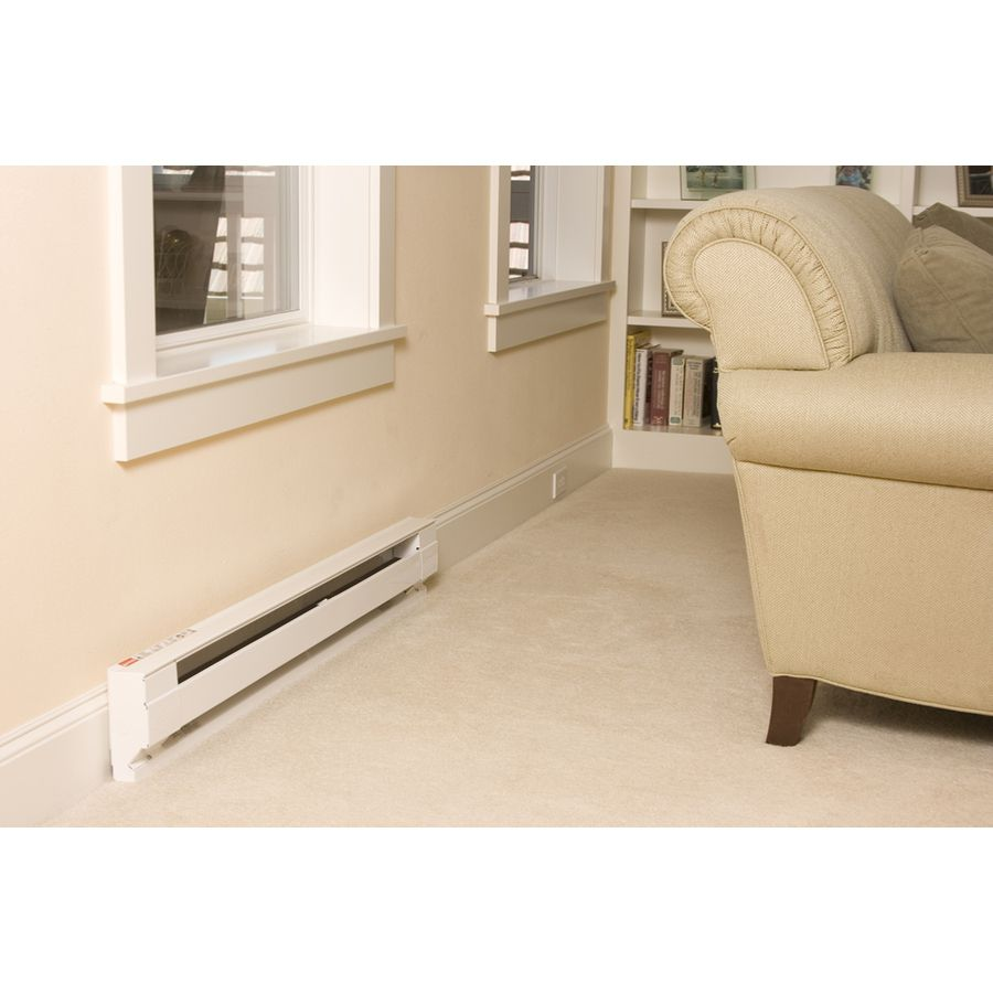 Best way to heat basement - How To Size An Electric Baseboard Room Heater