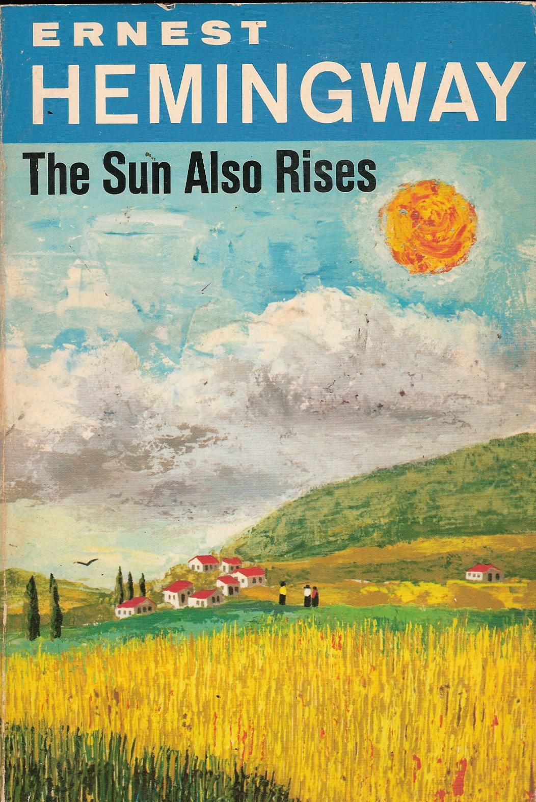 the sun also rises 5 essay Chapter 5 to 10 - let studymodecom get you up to speed on key information and facts on the sun also rises by ernest hemingway the sun also rises - chapter 5 to 10 studymode - premium and free essays, term papers & book notes.