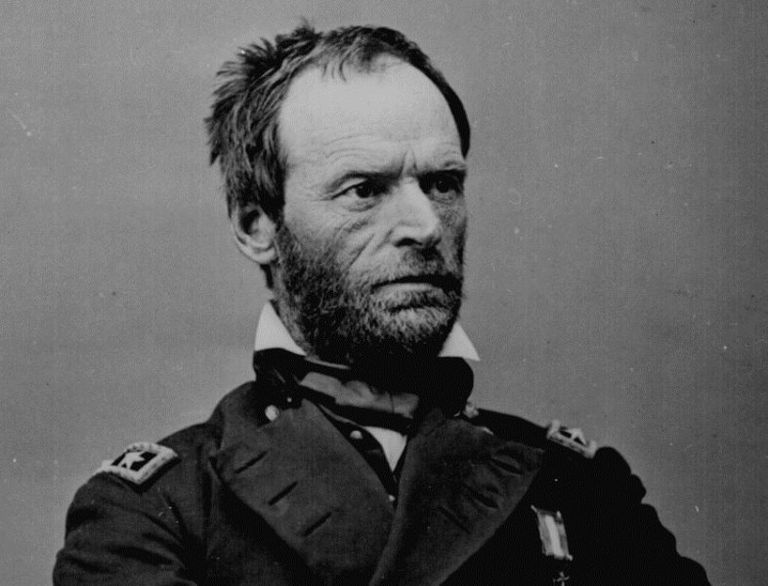 Maj. Gen. William T. Sherman