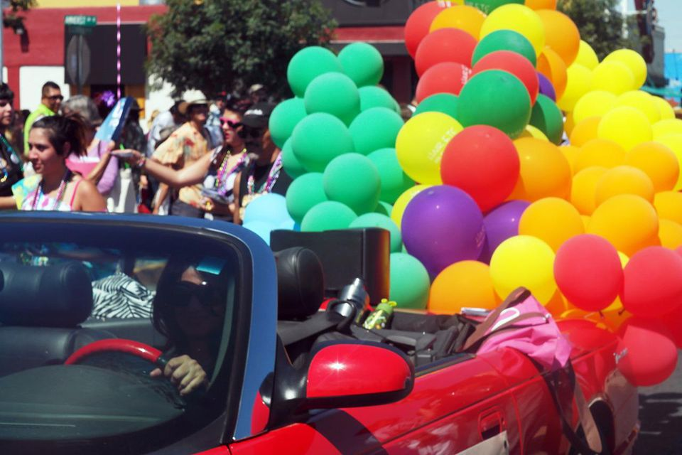 Albuquerque Pride Parade