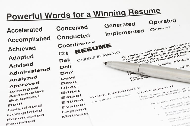 resume key phrases - Resume Cover Letter Key Phrases