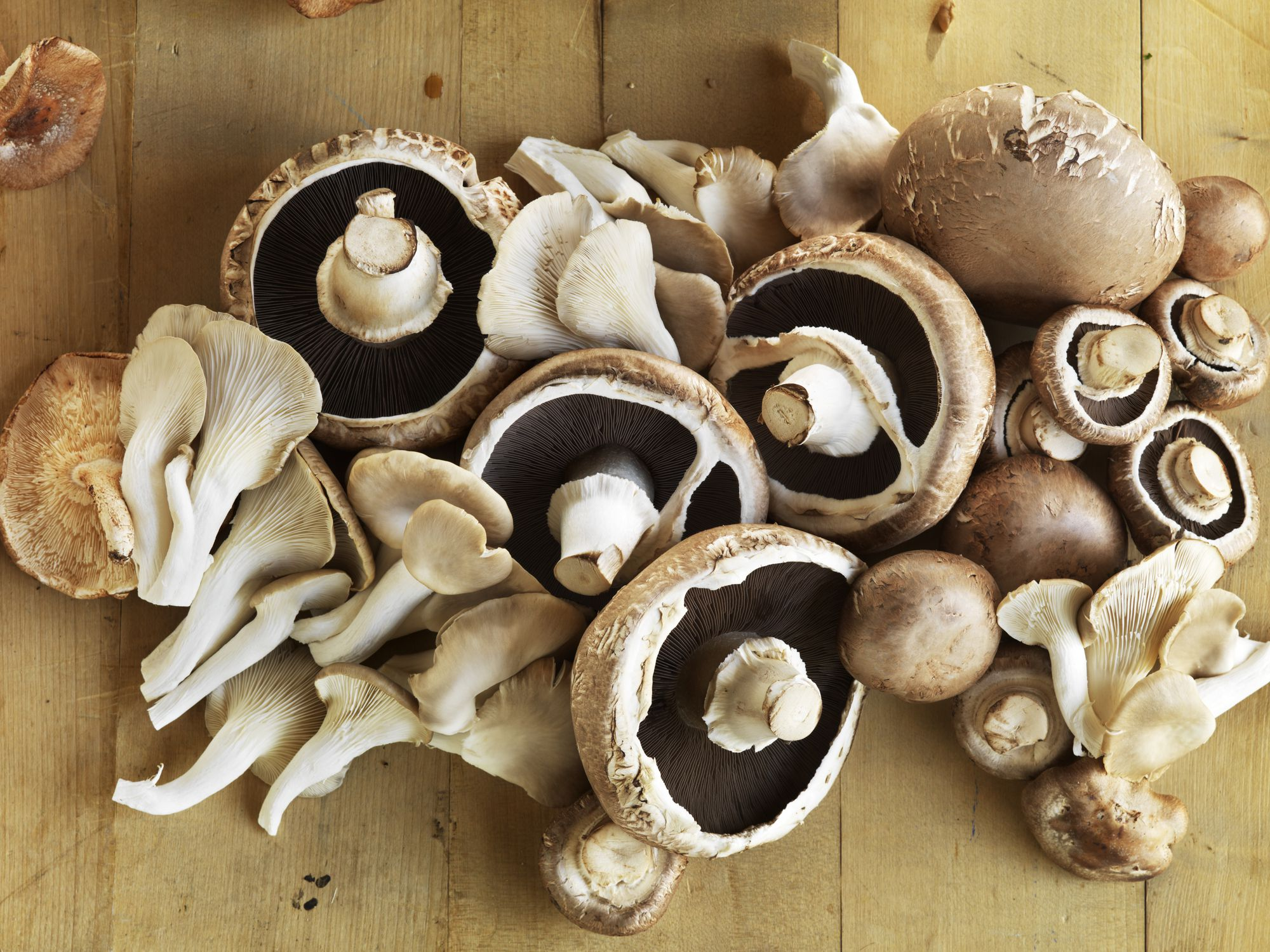 Mushroom Nutrition Facts Calories Carbs And Health Benefits