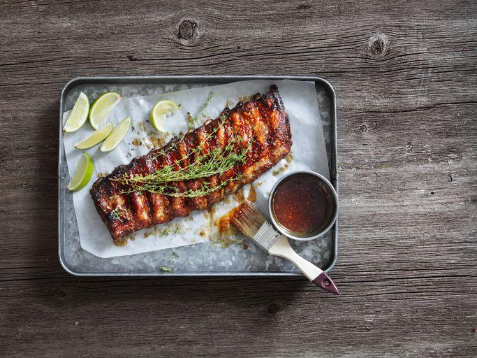 kamado-grill-meat
