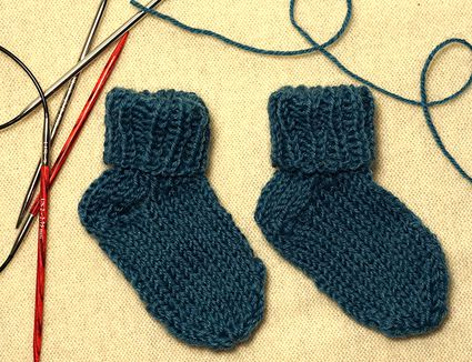 Easy knitting patterns for beginners how to knit socks with two circular needles beginner knitting dt1010fo