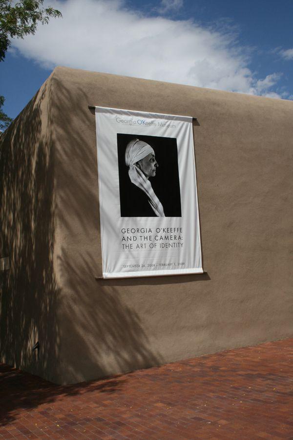 Georgia O'Keeffe Museum in Santa Fe