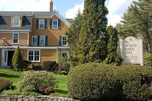 White Barn Inn Kennebunkport Maine