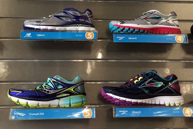 Walking Shoe Shopping at Roadrunner Sports