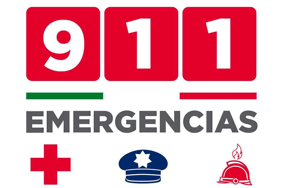 911 Emergency number in Mexico