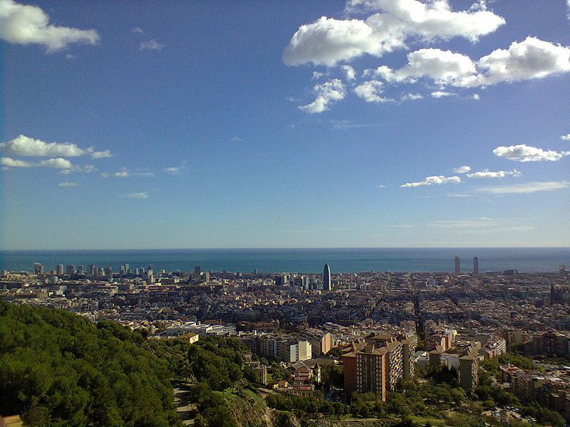 barcelona in november