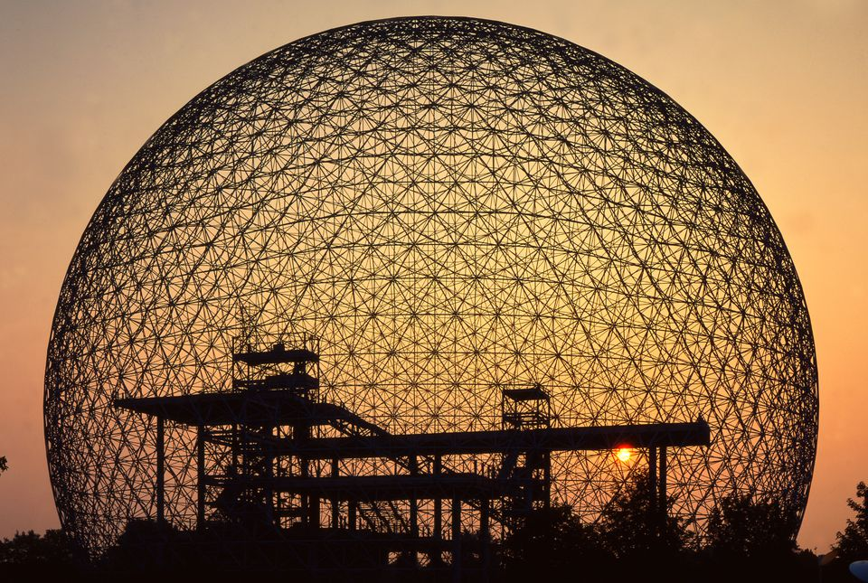 Montreal's top 15 museums include the Biosphere.