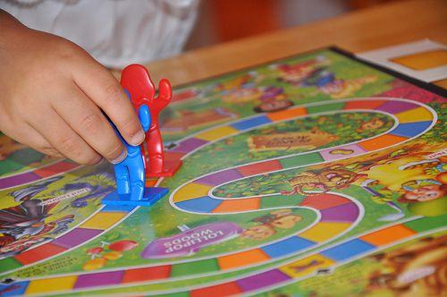 Siete juegos de mesa clásicos para niños