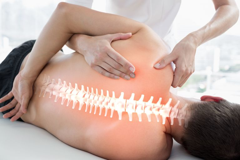 Physiatrists, physical therapists and others may use a hands on approach to spine care.