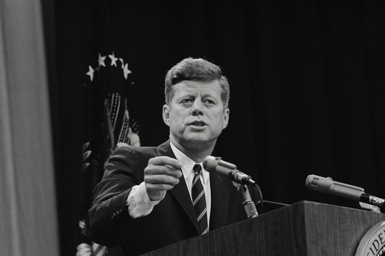 President John F. Kennedy Printables