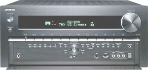 Onkyo TX-NR3009 Home Theater Receiver - Front View