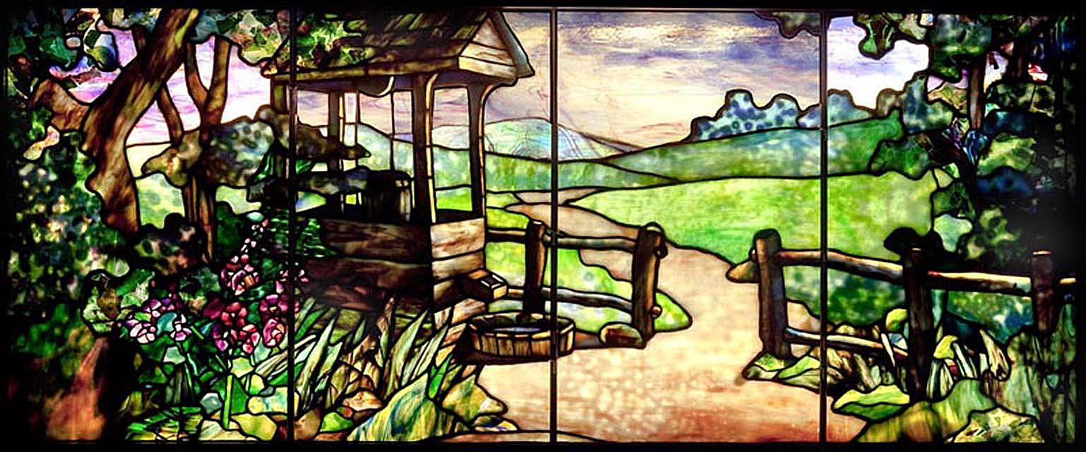 Tiffany glass marks authentic examples tiffany glass painting with color and light reviewsmspy