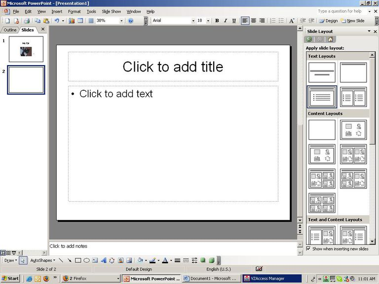 how to create a simple powerpoint presentation, Presentation templates