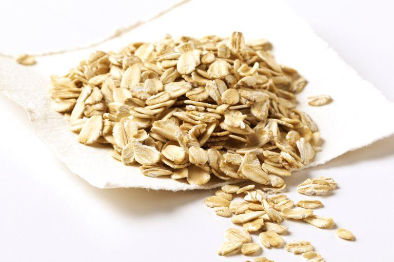 High-Fiber Foods for Weight Loss: Oatmeal