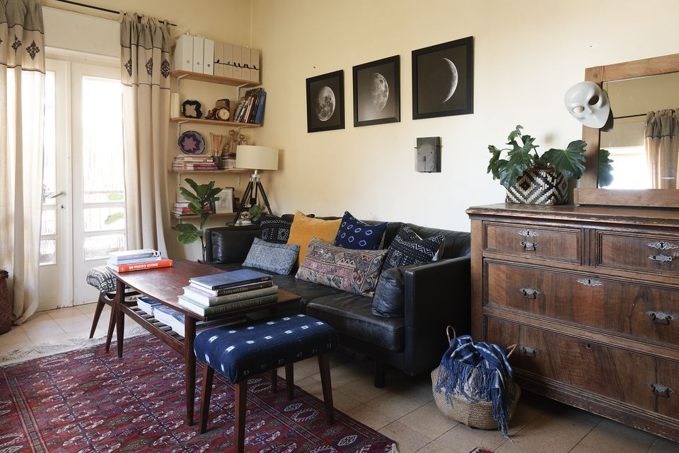 House Tour: A Vintage-Inspired Home In Jerusalem