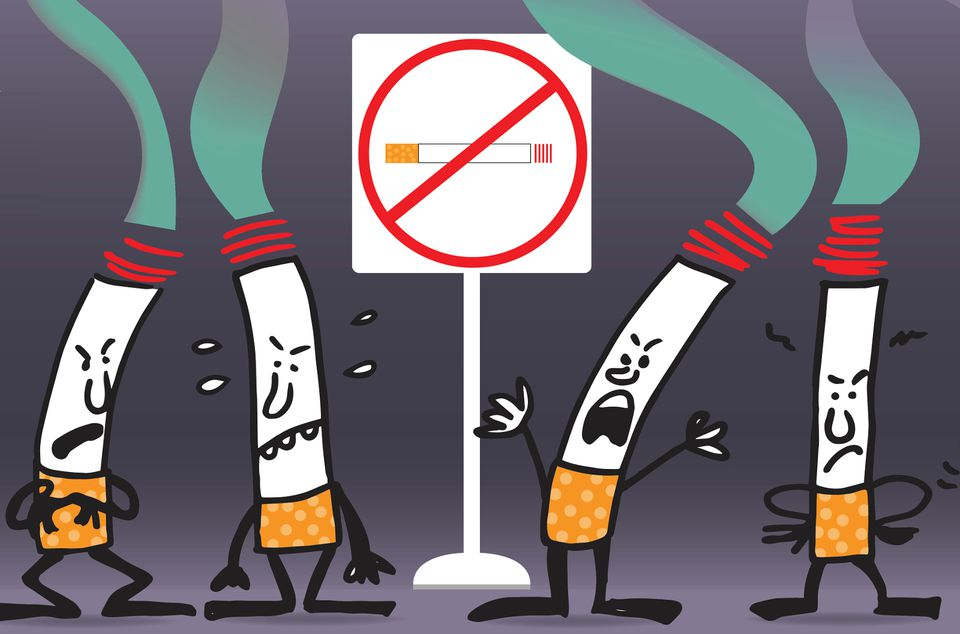 Montreal smoking laws beef up more than ever courtesy of the Quebec Tobacco Control Act.