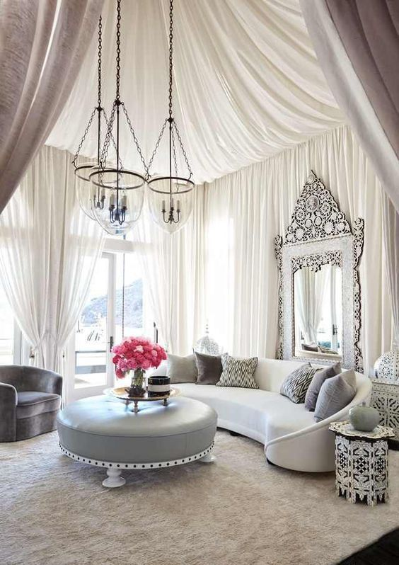 9 designer tips for moroccan style decorating - How to decorate a family room ...