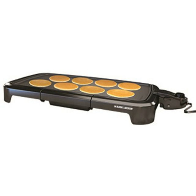 Black and Decker Family Sized Electric Griddle