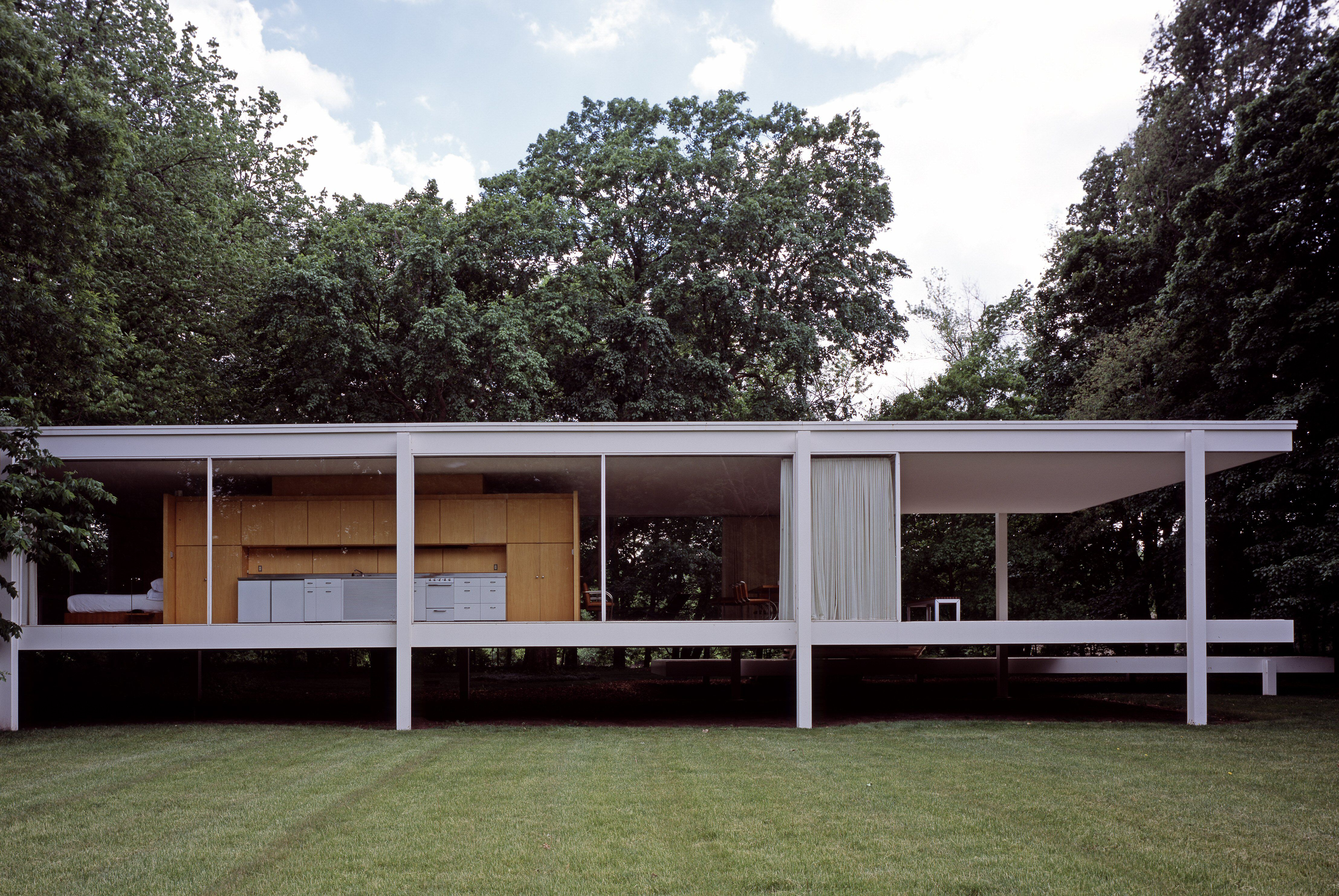 Mies van der rohe and the battle with farnsworth - Mies van der rohe ...