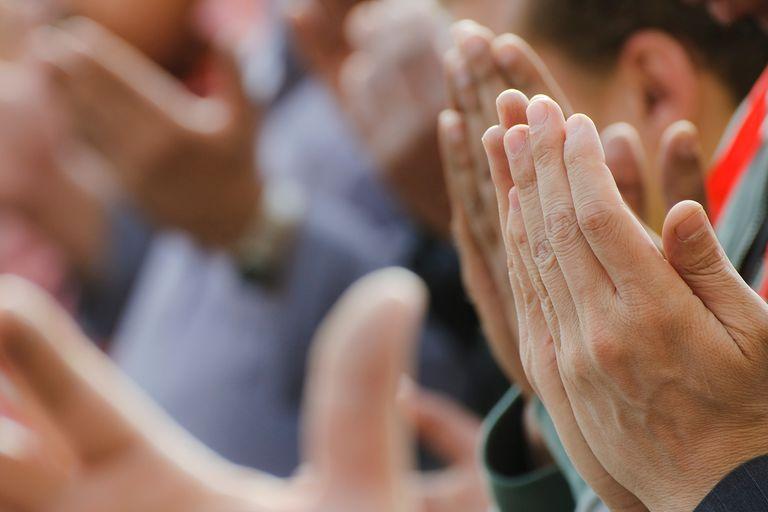 Du'a prayer