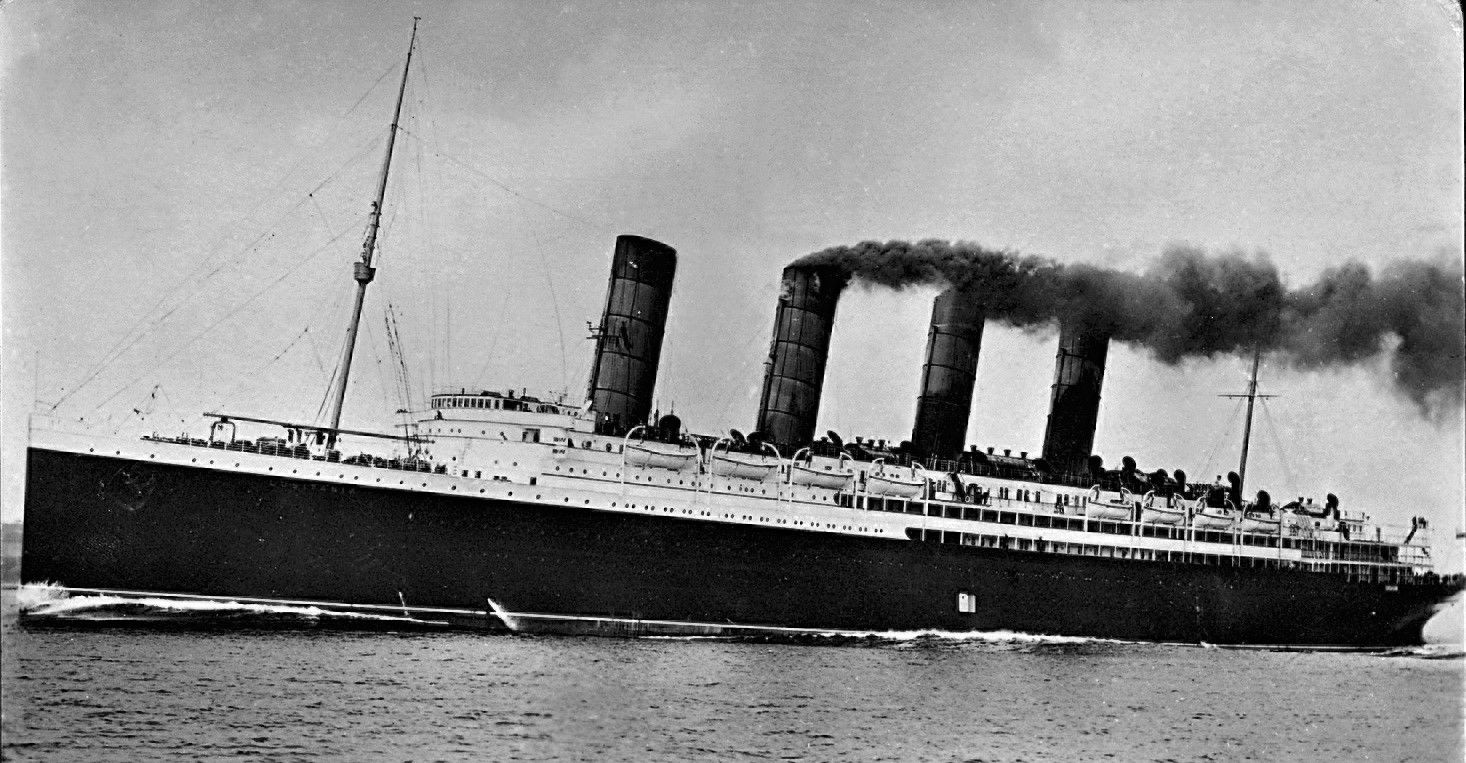 Rms lusitania wreck rms lusitania wreck quotes - American Reaction To The Sinking Of The Lusitania
